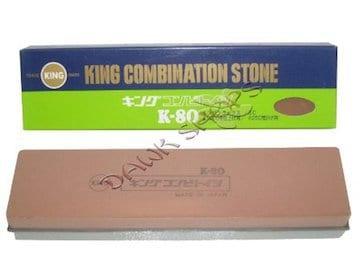 King K80 sharpening stone