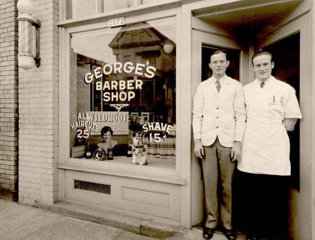 barbershop traditional