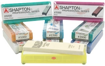 shapton pro sharpeners reviewed