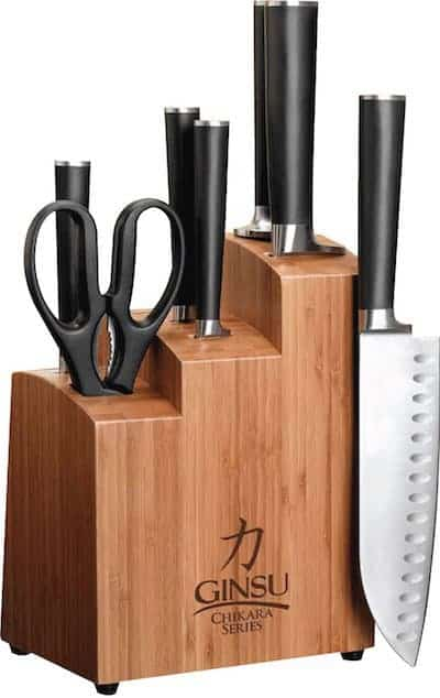 Knife set Asian