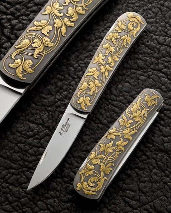 22 Beautiful Custom Pocket Knives Guaranteed To Give You