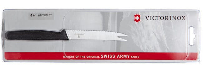Victorinox Tomato Serrated Fork-Tipped Knife 2
