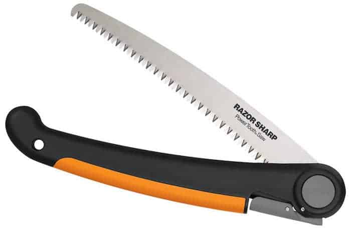 Fiskars 7 Inch PowerTooth Folding Pruning Saw