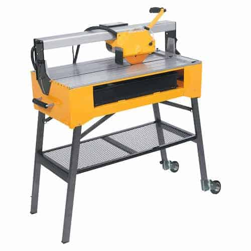 QEP 83200 24-Inch Bridge Tile Saw with Water Pump and Stand 2