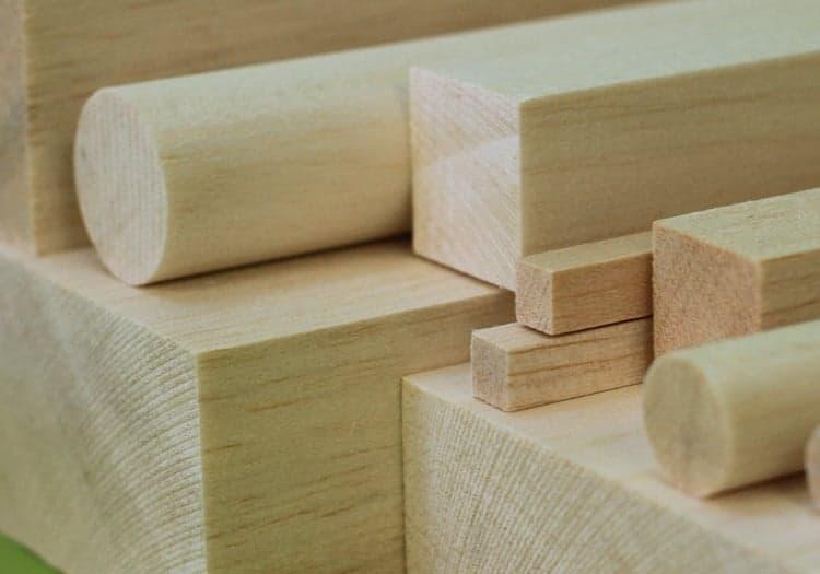 balsa wood for whittling