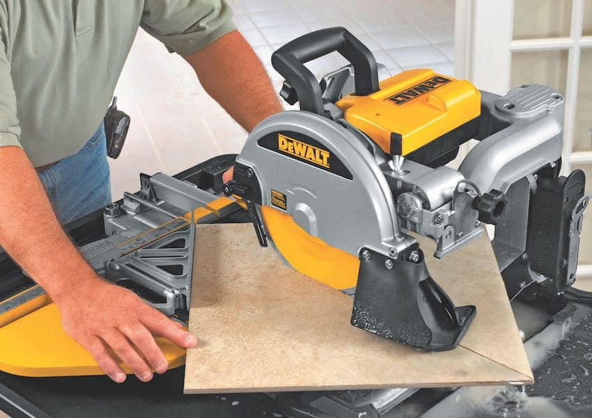 Best Tile Saw For The Money Top 5 Reviews For 2018 Sharpen Up