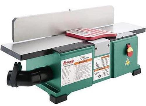 Grizzly G0725 6 by 28-Inch Benchtop Jointer 1