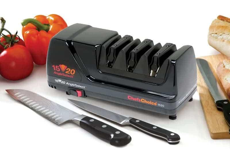 Chef's Choice Model 1520 AngleSelect Diamond Hone Knife Sharpener