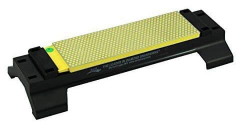 DMT WM8EF-WB 8-Inch DuoSharp Plus Bench Stone - Extra Fine:Fine With Base 3