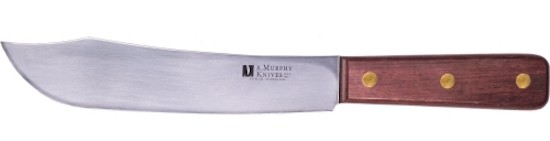 Traditional Style Butcher knife 1