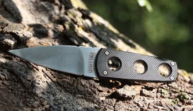 cold steel best neck knife