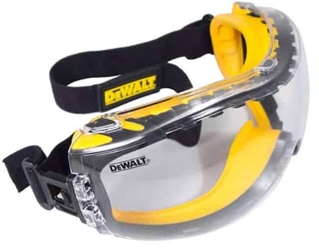 dewalt goggles
