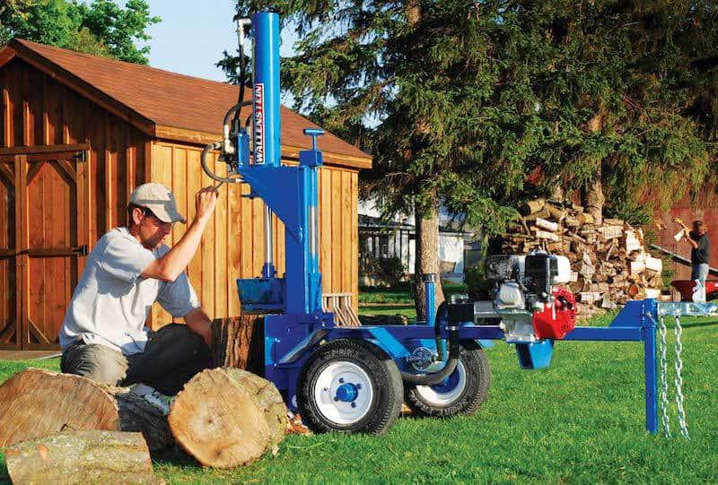 Top 10 Best Log Splitters In 2016 Gas Electric