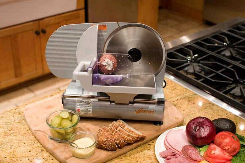 Food Slicers For Home Use ~ Meat slicer reviews our top rated picks for xmas