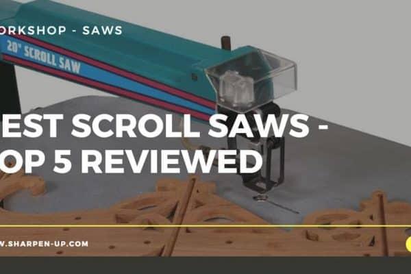 scroll saw reviews