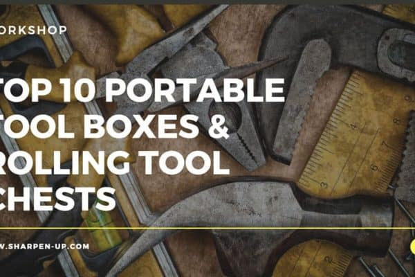 portable tool boxes and rolling cabinets