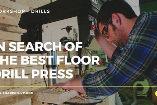 floor drill press