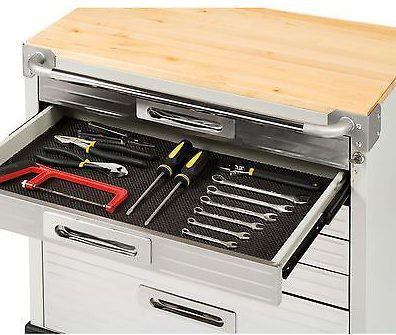 Seville Classics UltraHD 6-Drawer Rolling Cabinet 3
