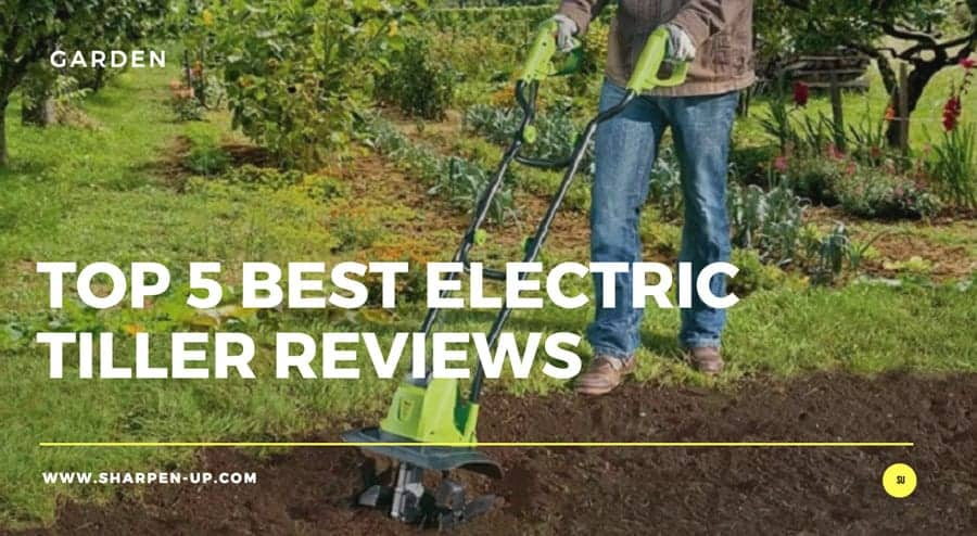 garden tillers are very handy tools with electric tillers being ideal for home gardening - Best Garden Tiller