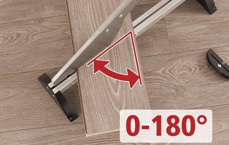laminate floor cutter features