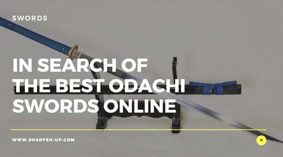 odachi swords
