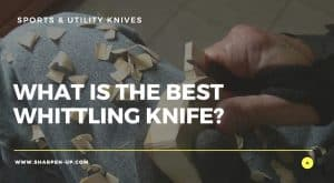whittling knife