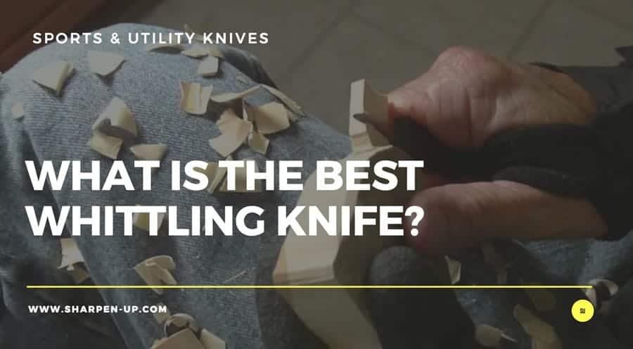 whittling knife