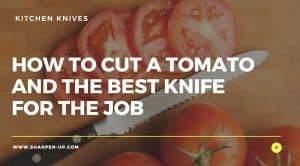 tomato knife