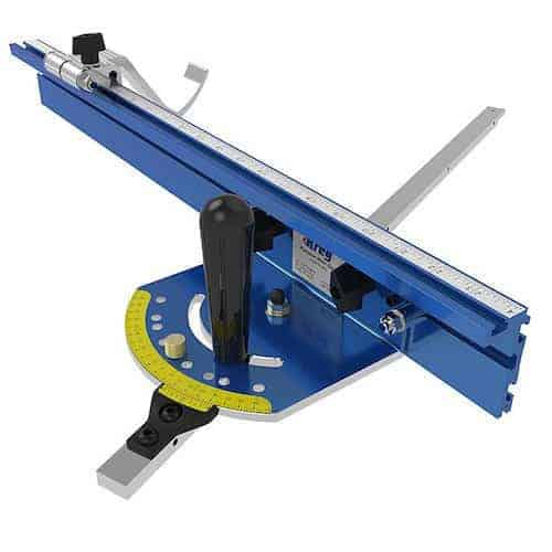 What is a miter gauge