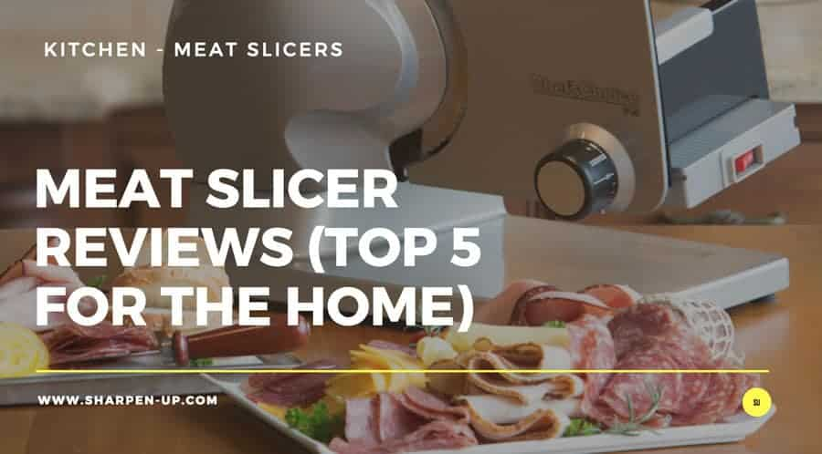 meat slicer for home use