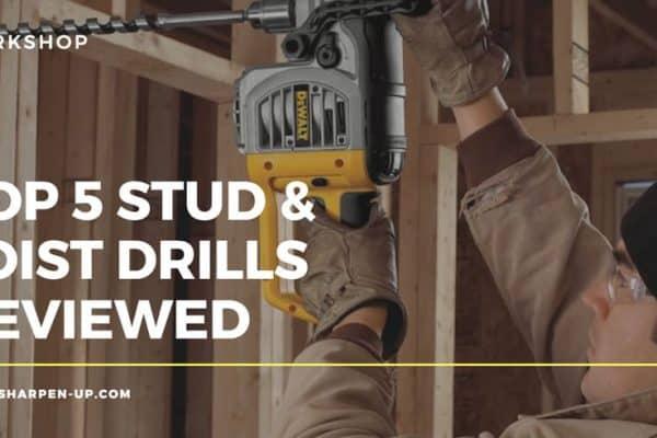stud and joist drill