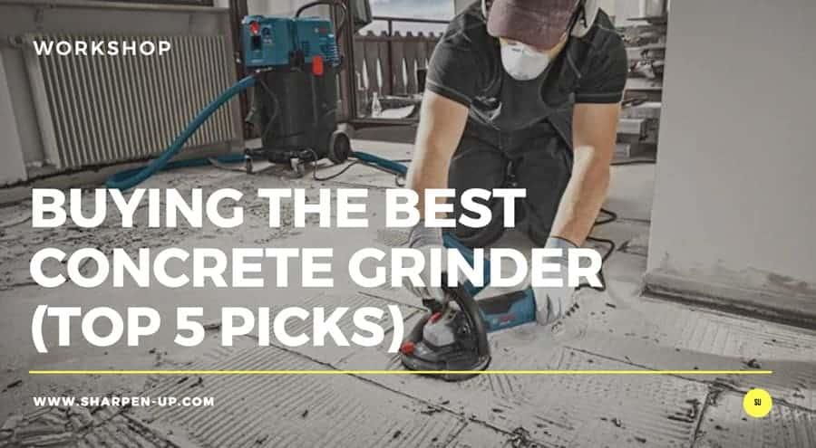 Ing The Best Concrete Grinder 2020