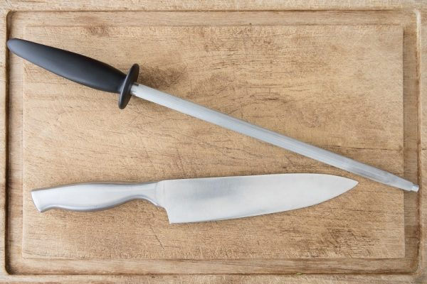 How to Use a Steel Knife Sharpener