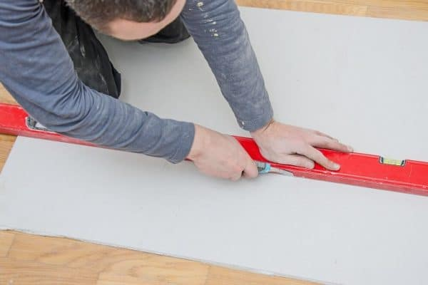 How to Cut Hardie Tile Backer Board