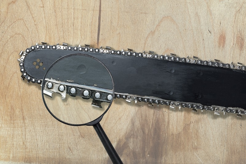 Is there more than one type of chainsaw bar