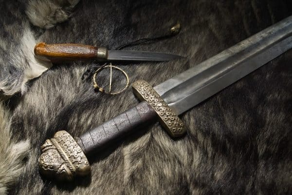 How To Clean a Sword Using Household Items